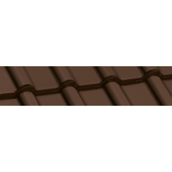 1 muster dachziegel flachdachziegel f10 nelskamp. Black Bedroom Furniture Sets. Home Design Ideas