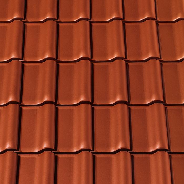1m c60k kupferrot eng dachziegel dachpfannen dach ton. Black Bedroom Furniture Sets. Home Design Ideas
