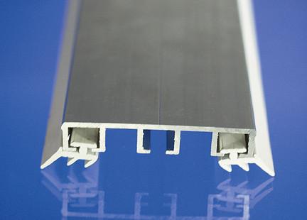 Alu-Verlegesystem Universalprofil ab 3 mm