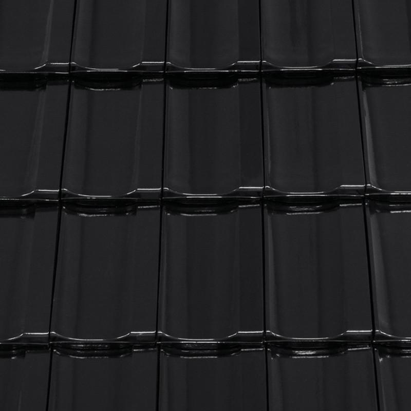 creaton cantus finesse schwarz glasiert kaufen. Black Bedroom Furniture Sets. Home Design Ideas