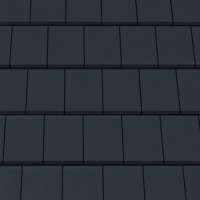 creaton dachziegel domino nuance schwarz matt engobiert. Black Bedroom Furniture Sets. Home Design Ideas