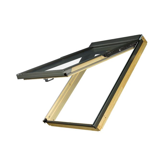 FAKRO Klapp-Schwing-Fenster FPP-V U3 preSelect - mit Dauerlüftung V40P