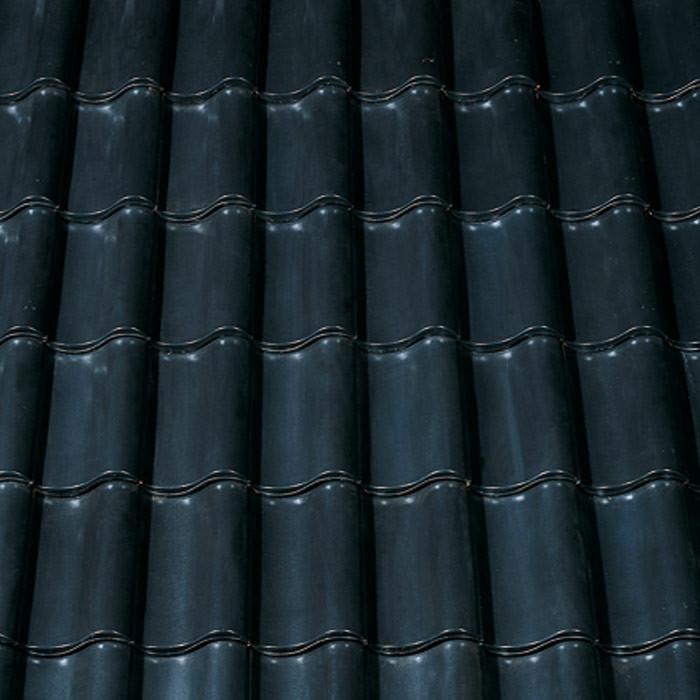 creaton dachziegel sinfonie finesse schwarz glasiert. Black Bedroom Furniture Sets. Home Design Ideas