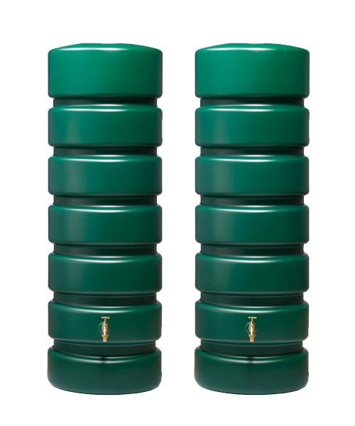 Garantia Gartentank Classico - Regentonne grün