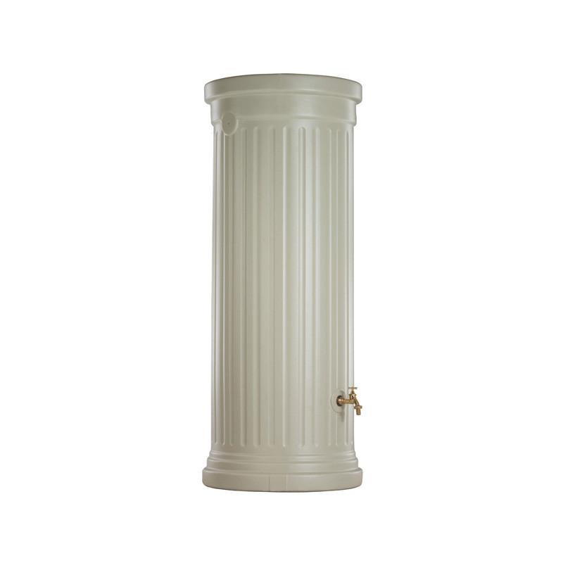Garantia Säuelntank 330 Liter sandbeige