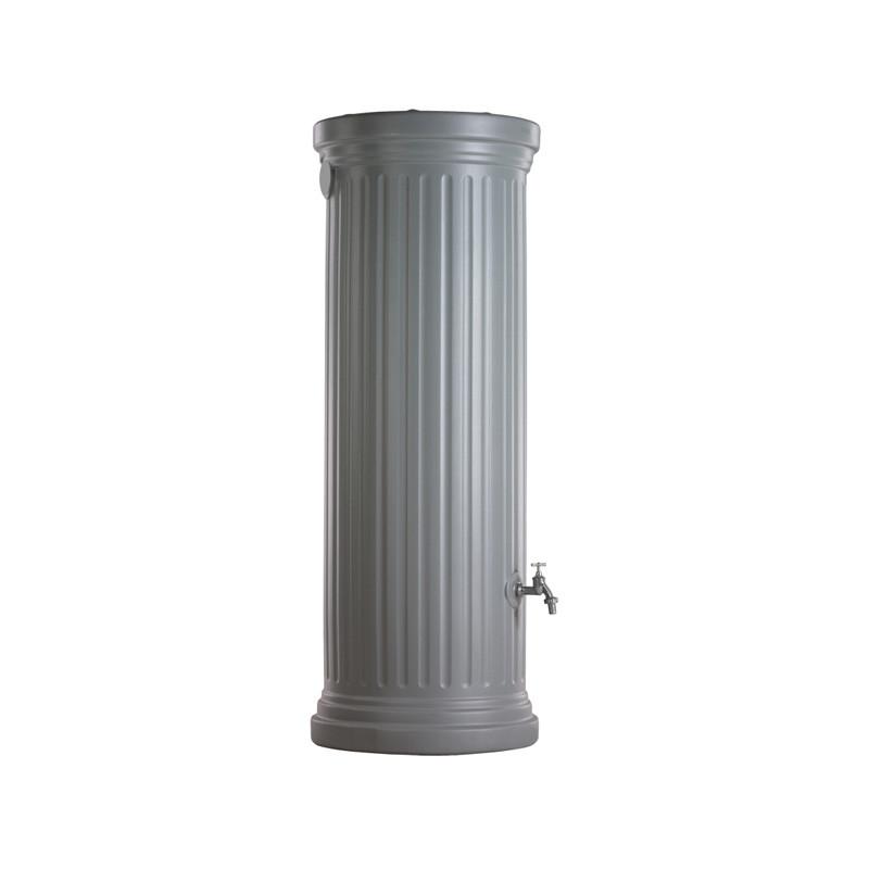 Garantia Säulentank 330 Liter steingrau