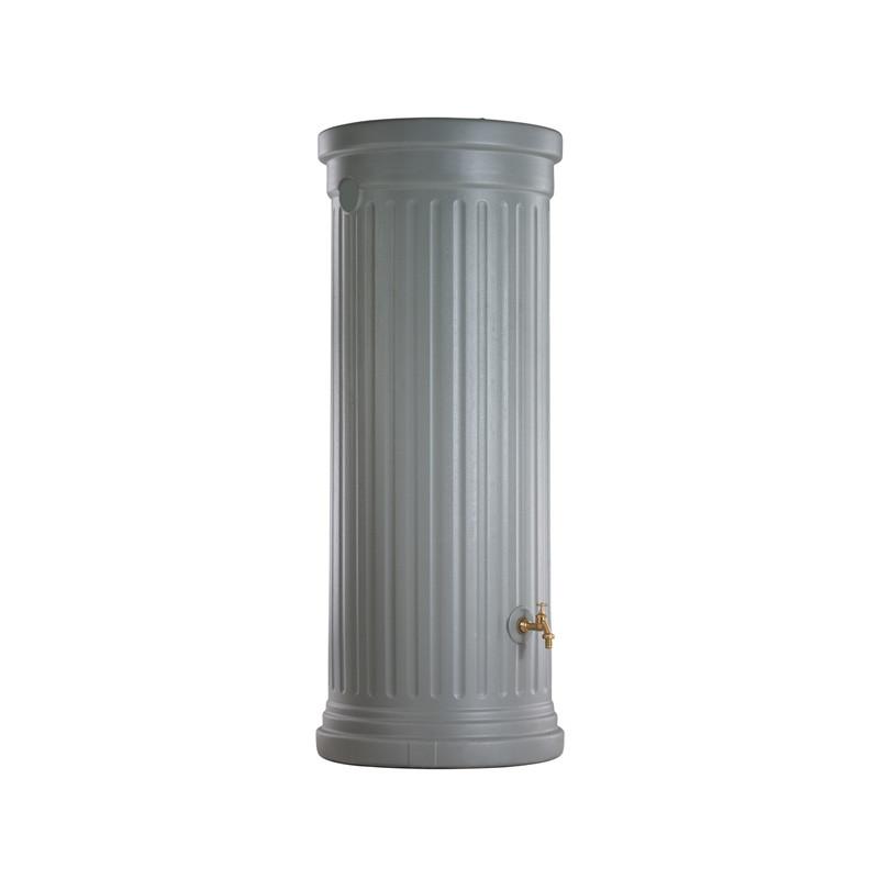 Garantia Säulentank 1000 Liter steingrau