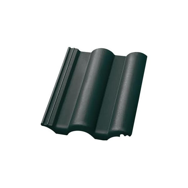 Nelskamp Dachstein Kronen-Pfanne Longlife matt schwarz