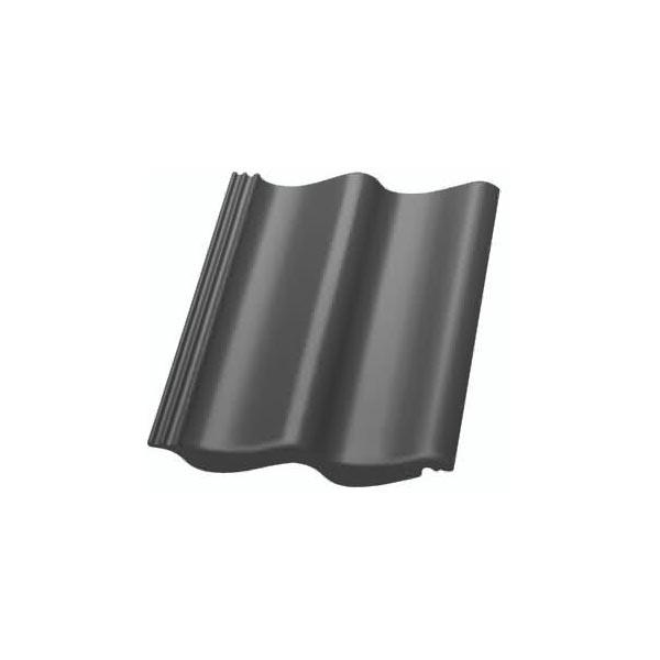 Nelskamp Dachstein S-Pfanne Longlife glänzend granit