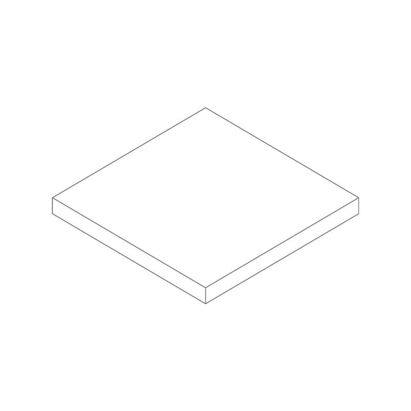 Twinson Gummipad-Unterlage für TERRACE Terrassensysteme