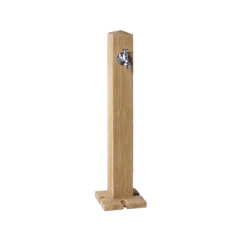 Graf Wood Wasserzapfsäule lightwood
