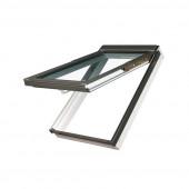 FAKRO Dachfenster PPP-V Klapp-Schwingfenster mit Dauerlüftung