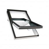 FAKRO Dachfenster PTP U3 Schwingfenster Kunststoff