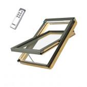 FAKRO Elektrofenster FTP-V U3 Z-Wave inkl. Fernbedienung