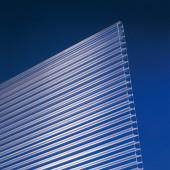 Polycarbonat Hohlkammerplatte 10 mm klar longlife - Doppelstegplatte