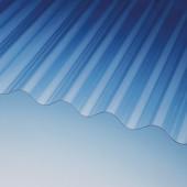 Marlon CS Longlife Wellplatten Rund/Sinus 76/18 farblos