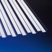 PVC Profilplatte Trapez 70/18 klar 1,1mm