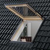 VELUX Wohn-Ausstiegsfenster GTL, Kunststoff, weiß