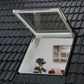 VELUX Wohn-Ausstiegsfenster GTU Kunststoff, weiß