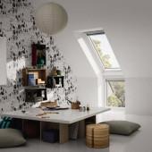 VELUX VIU Wand Zusatzelement Kunststoff