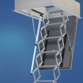 Wellhöfer Teleskop-Handlauf für Scherentreppen Liliput