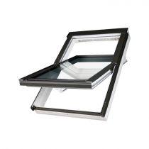 FAKRO Dachfenster PTP-V U3 Schwingfenster Kunststoff
