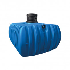 4rain FLAT L Flachtank 5000 Liter - flacher Regenwassertank