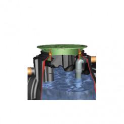 Graf Platin/Carat Ausbaupaket 1 DN 100