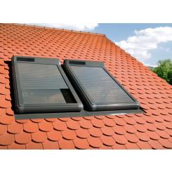 FAKRO Solarrollladen ARZ dunkelgrau