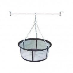 Filterkorb zum Einhängen in den Tankdom