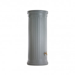 Garantia Säulentank steingrau - Regentonne