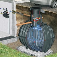 Graf Regenwasser-Erdtank Carat Haus-ECO-Plus (PWK)