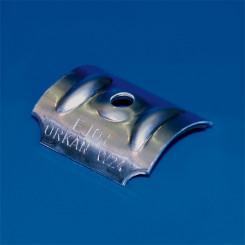 Kalotten Sinus 76/18 Aluminium