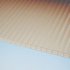 Stegplatten Lexan® Thermoclear® Plus S3P 16-20