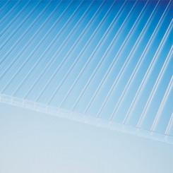 Stegplatten Lexan® Thermoclear® Plus S3P 16-20 | Transparente Doppelstegplatten