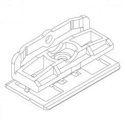 Montageclip 9483 für TWINSON oder Holz- /Stahl-Trägerprofil
