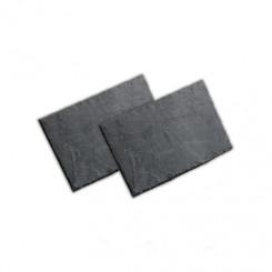 Naturschieferplatten Rechteck 30 x 20 cm
