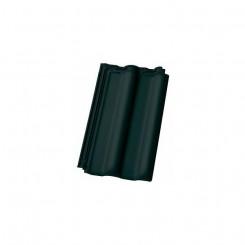 Nelskamp Nibra Groß-Ziegel DS 5 schwarz edelengobiert - Einer der größen Dachziegel der Welt