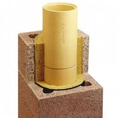 Keramikschornstein NISOTT Bausatz massiv