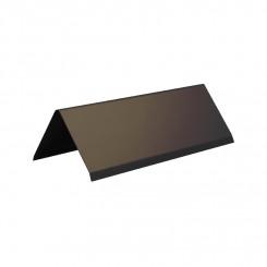 Sarei Firstblech 2,0 m Aluminium Braun