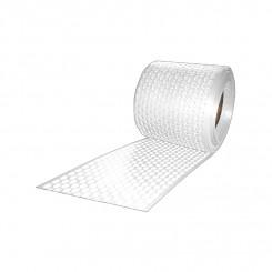 Sarei Vogelschutzgitter PVC Weiß