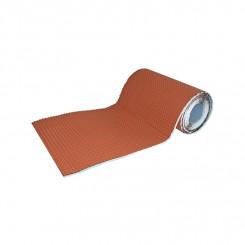 Sarei Alu-Flex Wandanschlussband Ziegelrot - Wand- und Kaminanschluss