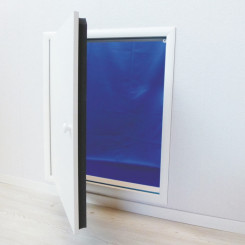 Wellhöfer Kniestocktür mit WärmeSchutz 3D