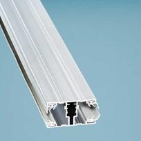 Schraubprofil Mitte komplett für 16 mm Stegplatten