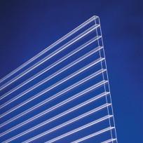 Acrylglas Doppelstegplatten 16/32 Anti-Drop klar