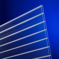 Acrylglas Doppelstegplatten 16/64 Anti-Drop farblos