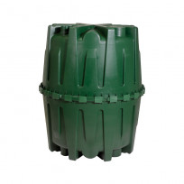Garantia Abwasser-Sammelgrube Herkules 3200 Liter, ohne DIBt