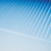 Lexan® Thermoclear® Plus Stegplatten S3P 16 mm glatt klar