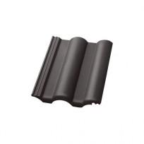 Nelskamp Dachstein Kronen-Pfanne Longlife matt granit
