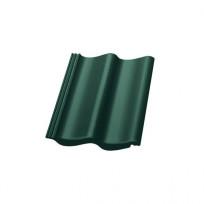 Nelskamp Dachstein S-Pfanne LongLife glänzend moosgrün